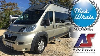 For Sale - Auto-Sleepers Kingham - Nick Whale Motorhomes