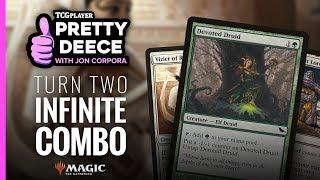 [MTG] Modern Turn Two Infinite Combo