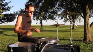 Come With Me Now - KONGOS - Drum Cover - Dlmorano