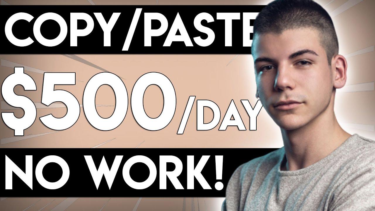 Earn 0 A DAY On AUTOPILOT! (Make Money Online)