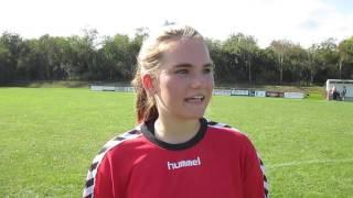 Interview med Anna Madsen, Marienhoffskolen