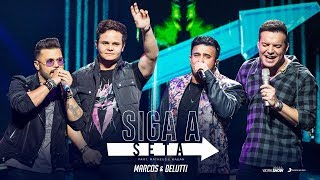 Marcos e Belutti - Siga a Seta ft. Matheus & Kauan [DVD 10 ANOS]