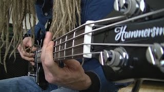 Hammersmith K Bass Funk Rock Grooves