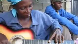 Lied van armoede (Canzone Africana - Chitarra)