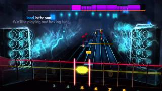 Weezer - Island in the Sun. Rocksmith 2014, bass