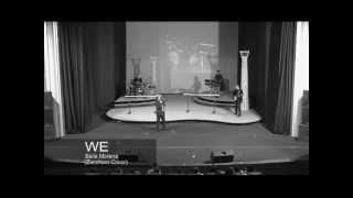 Zucchero - Baila (Sexy Thing) (We3 Cover) Live