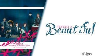 MONSTA X - Beautiful  Sub. Español + Color Coded  (HAN/ROM/ESP)