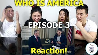 Who Is America? Episode 3 ft. Roy Moore | Reaction - Australian Asians width=
