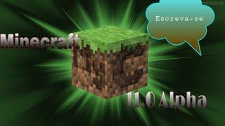 Minecraft Pe 11.0 Alpha.apk