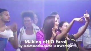 "Exclusivo Making off completo do Vídeo Clipe ""O Farol - Ivete Sangalo"""