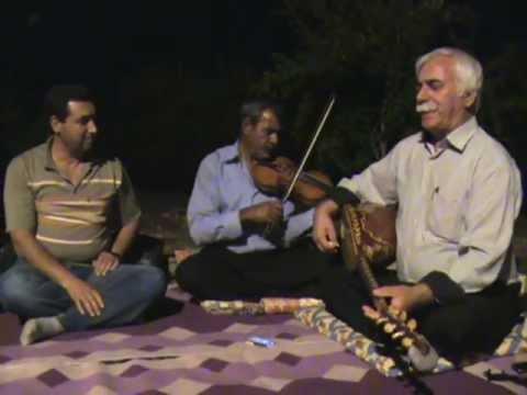 Gaffari Akkuş Bölükyayla - Aşık Yusuf Bemal - Kürtçe