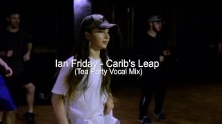 MADALIN FARC class X Anturaj Studios | Ian Friday - Carib's Leap (tea party vocal mix)