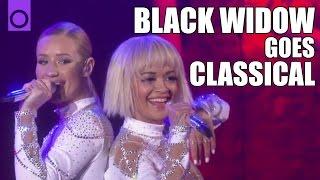 BLACK WIDDOW - Iggy Azalea ft Rita Ora (House of Halo #STYLESWITCH parody)