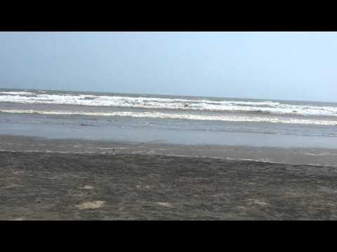 In Cox's Bazar, the world's longest sandy beach, Bangladesh – June 2012