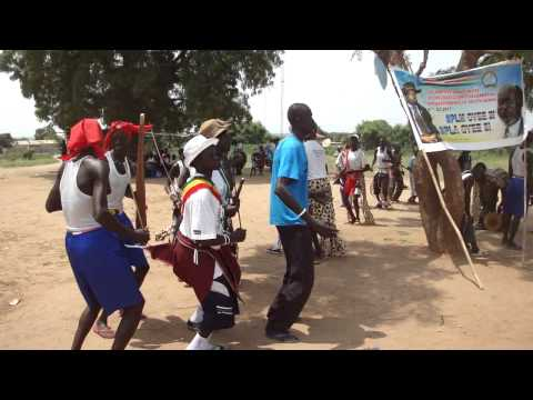 People Music Celebrations Independence South Sudan Africa 3