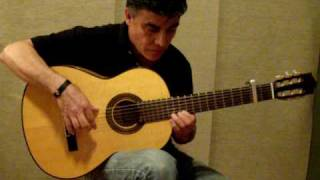 Passion (Gypsy Kings) played by José Lamartine