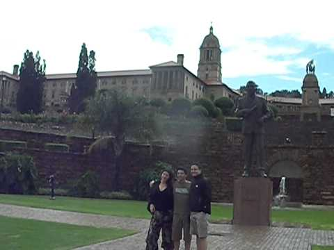 Union Buildings – Pretoria – South Africa – January 2011