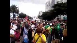 JMJ Rio 2013 - Encerramento
