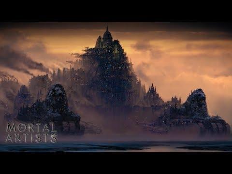 Mortal Artists - The Concept Artist   Episode 1