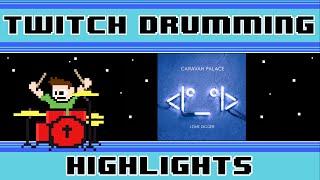 Caravan Palace - Lone Digger (Drum Cover) -- The8BitDrummer