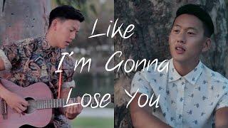 Meghan Trainor - Like I'm Gonna Lose You ft. John Legend (Jrodtwins Cover)