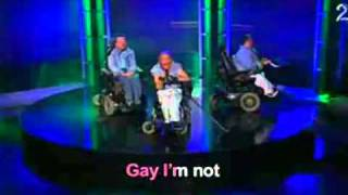 Boys On Wheels - im not gay/ heaven parody