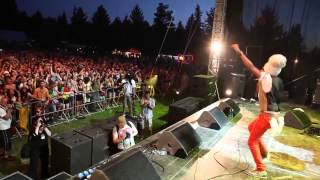 Perfect Giddimani - live at UPRISING REGGAE FESTIVAL (official video HD)