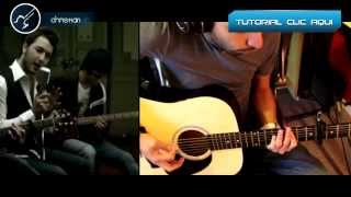 INVIERNO Reik Cover Acustico Guitarra Tutorial
