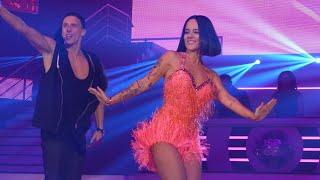 [HD] Alizée & Grégoire - Shake it off (Tournée DALS 2015)