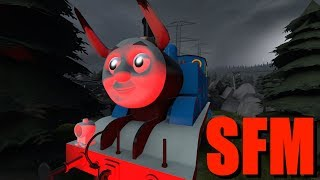 [SFM] Thomas the MONSTER Engine