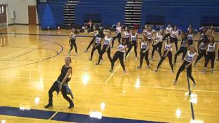 Blue Belles- Mercy choreographed by Evan Anderson