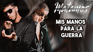 MATAMOS - ANUEL AA FT. BAD BUNNY (LETRA)