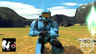 Red vs. Blue 360: The Talk