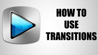 How To Use Sony Vegas Pro   Transitions