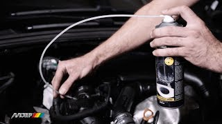 How to use MoTip EGR Cleaner