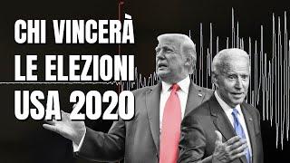 Elezioni presidenziali USA 2020: ecco chi vincerà