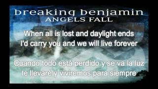 Breaking Benjamin - ANGELS FALL (Sub. Español) HD