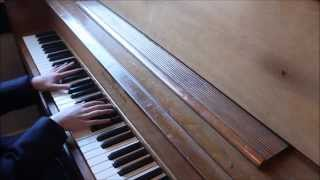 Exile Vilify - The National (Instrumental)  [Piano Cover]