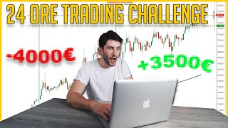 24 ore Trading Challenge con Arcangelo Caiazzo