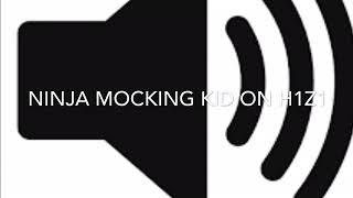 Ninja Sound Effect Mocking Kids Laugh On H1Z1