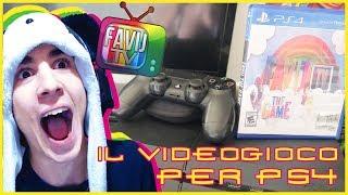 IL VIDEOGIOCO DI FAVIJ PER PS4?