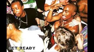 "2Pac Type Beat ""Get Ready"" [Free] 2018 Beat"