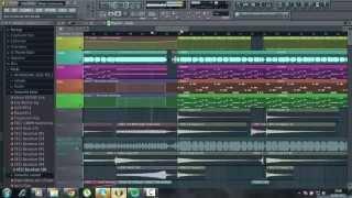 Tobu & Itro - Magic (Ennex Remake) Fl studio 11