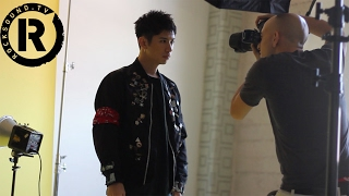 Behind The Scenes Of One OK Rock's Photoshoot