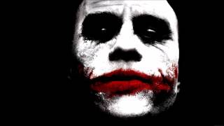 Why so Serious!? (Joker impression)