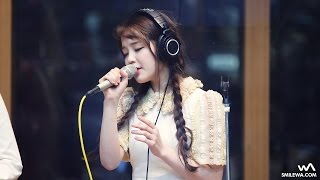170404 오마이걸 (OH MY GIRL) 승희 '우산' (COVER) 직캠 @테이의 꿈꾸는 라디오 4K Fancam by -wA-