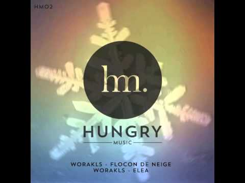 worakls-flocon-de-neige-hungrymusictv