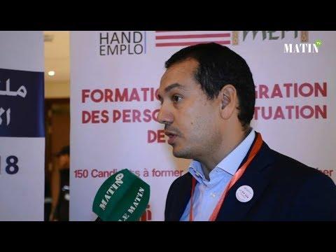 Video : Société civile et entreprises alliées pour l'insertion des personnes en situation de handicap