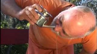Neti Pot Video - Using the SteloKleen