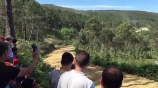 Acidente/Crash Hayden Paddon Rally de Portugal 2016